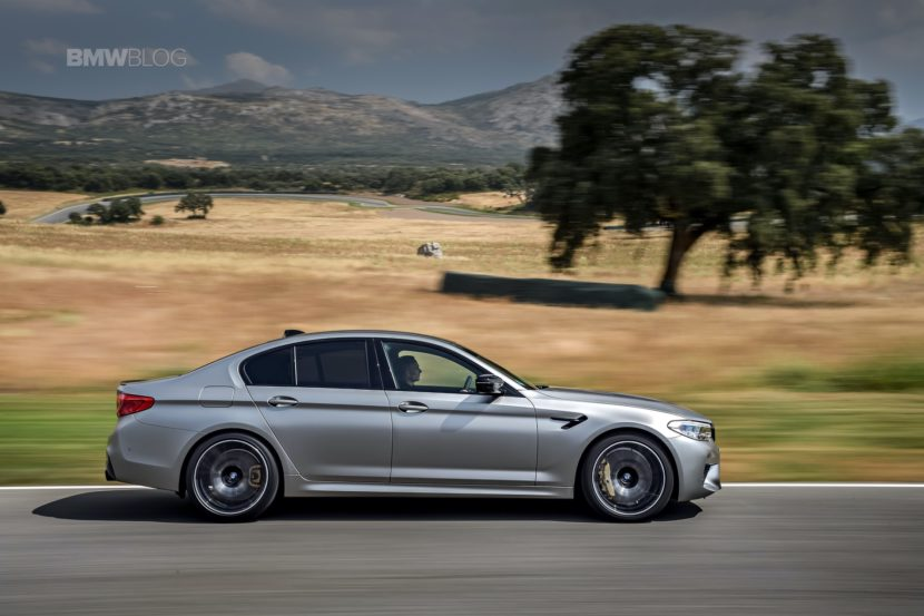 BMW M5 Competition test drive31 830x553