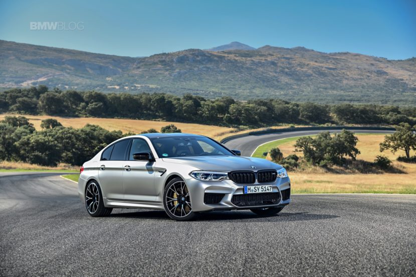 BMW M5 Competition test drive38 830x553