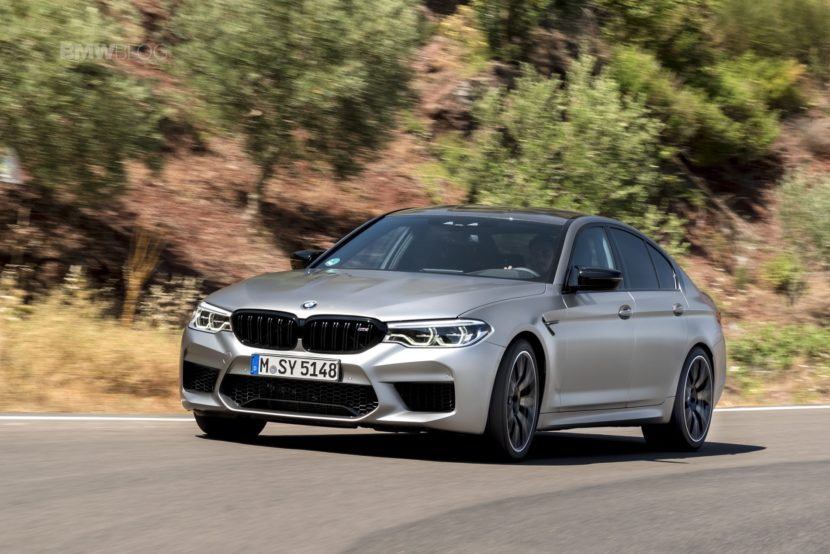 BMW M5 Competition test drive71 830x554