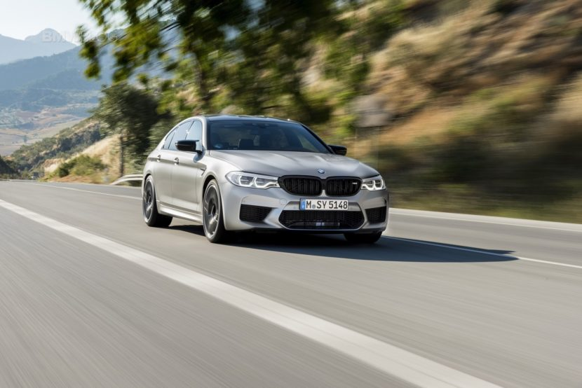 BMW M5 Competition test drive81 830x554