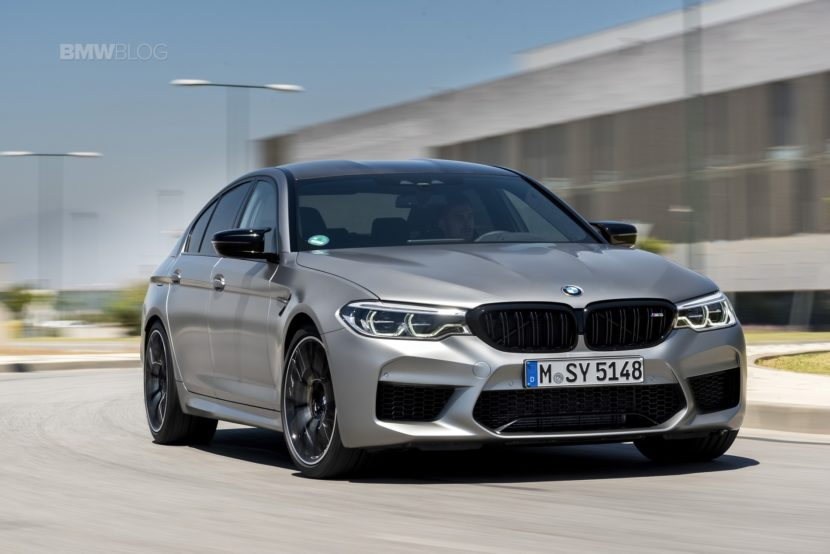 BMW M5 Competition test drive83 830x554