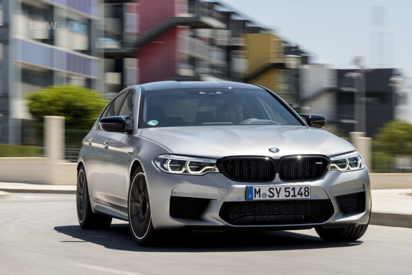 BMW M5 Competition test drive85 830x554