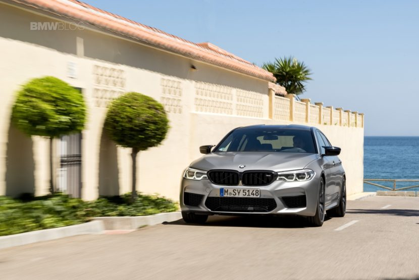 BMW M5 Competition test drive86 830x554