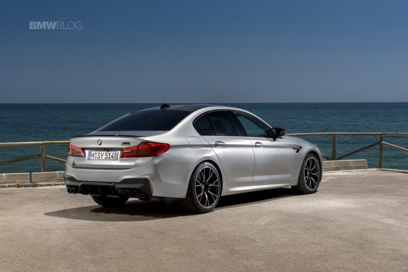 BMW M5 Competition test drive95 830x554