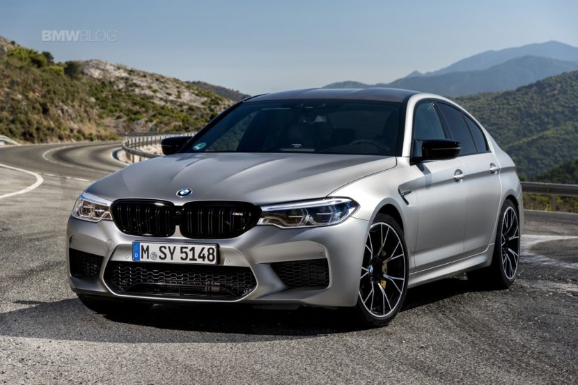 BMW M5 Competition test drive98 830x553