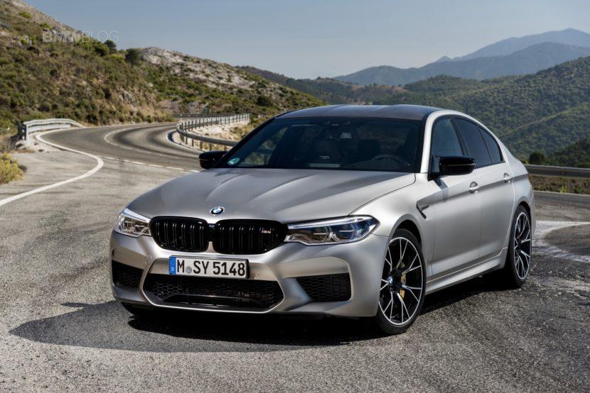 BMW M CEO Frank van Meel talks BMW M5 Competition