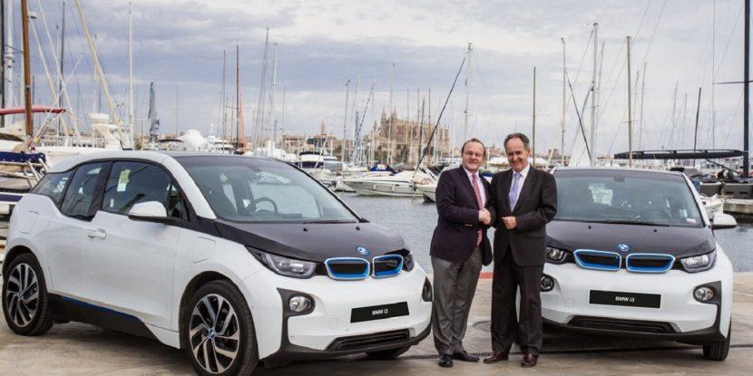 BMW Mallorca charging 830x415