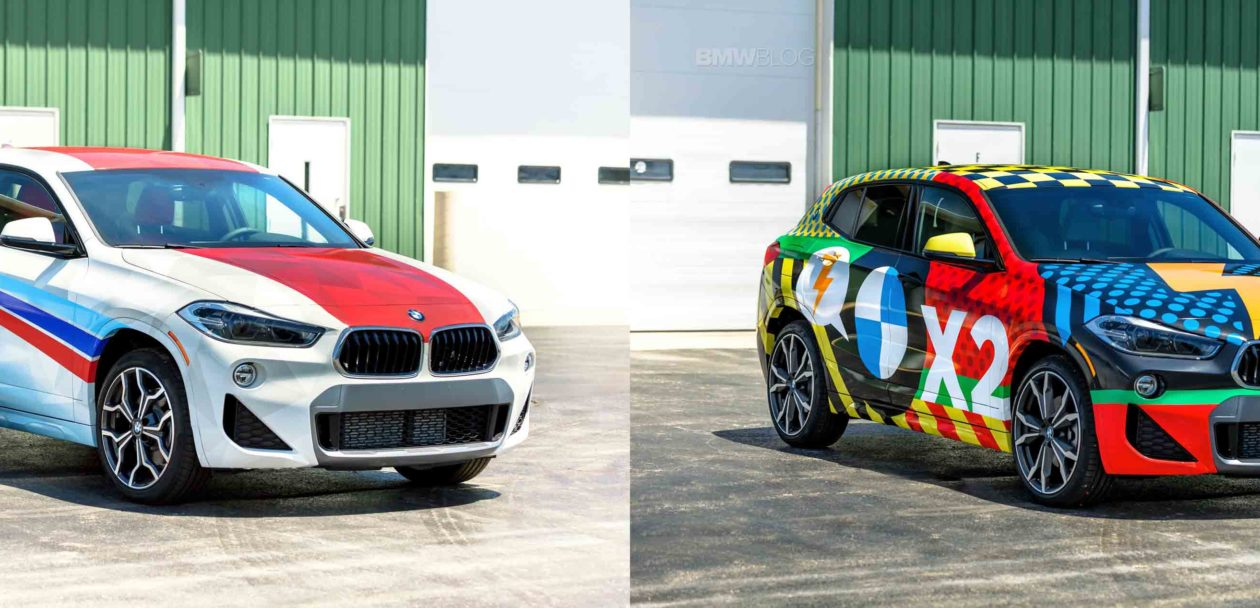 BMW X2 wrap winners 1260x608