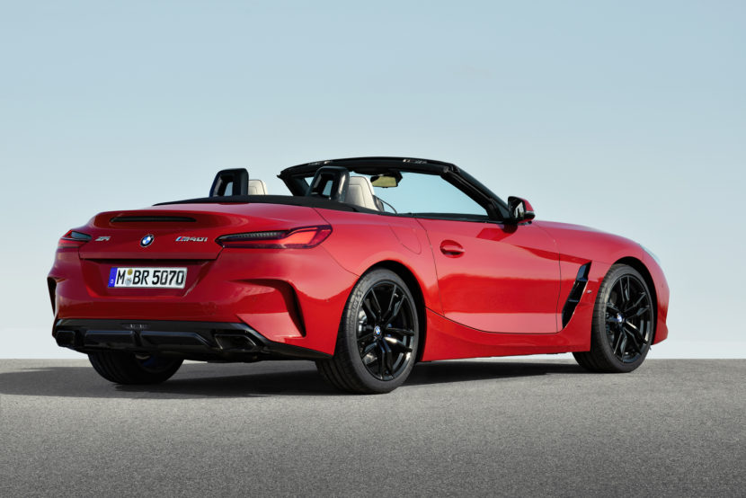 BMW Z4 M40i First Edition 13 of 46 830x554