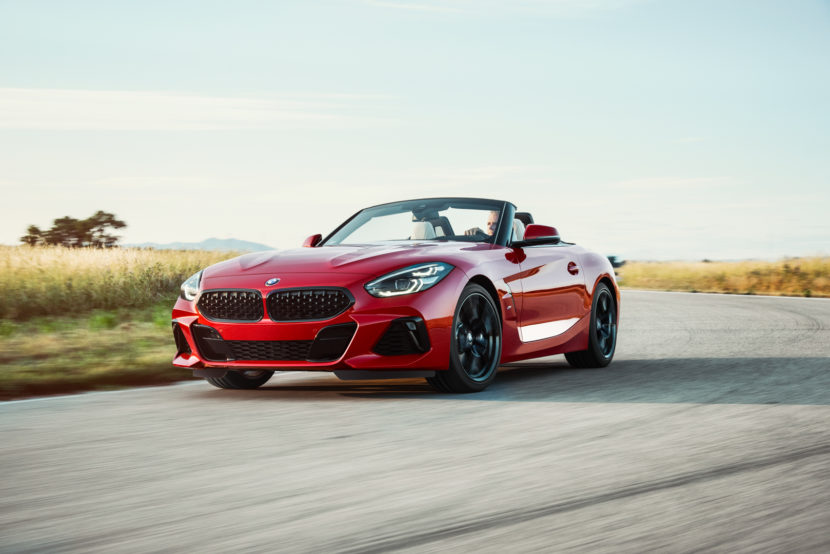 BMW Z4 M40i First Edition 20 of 46 830x554