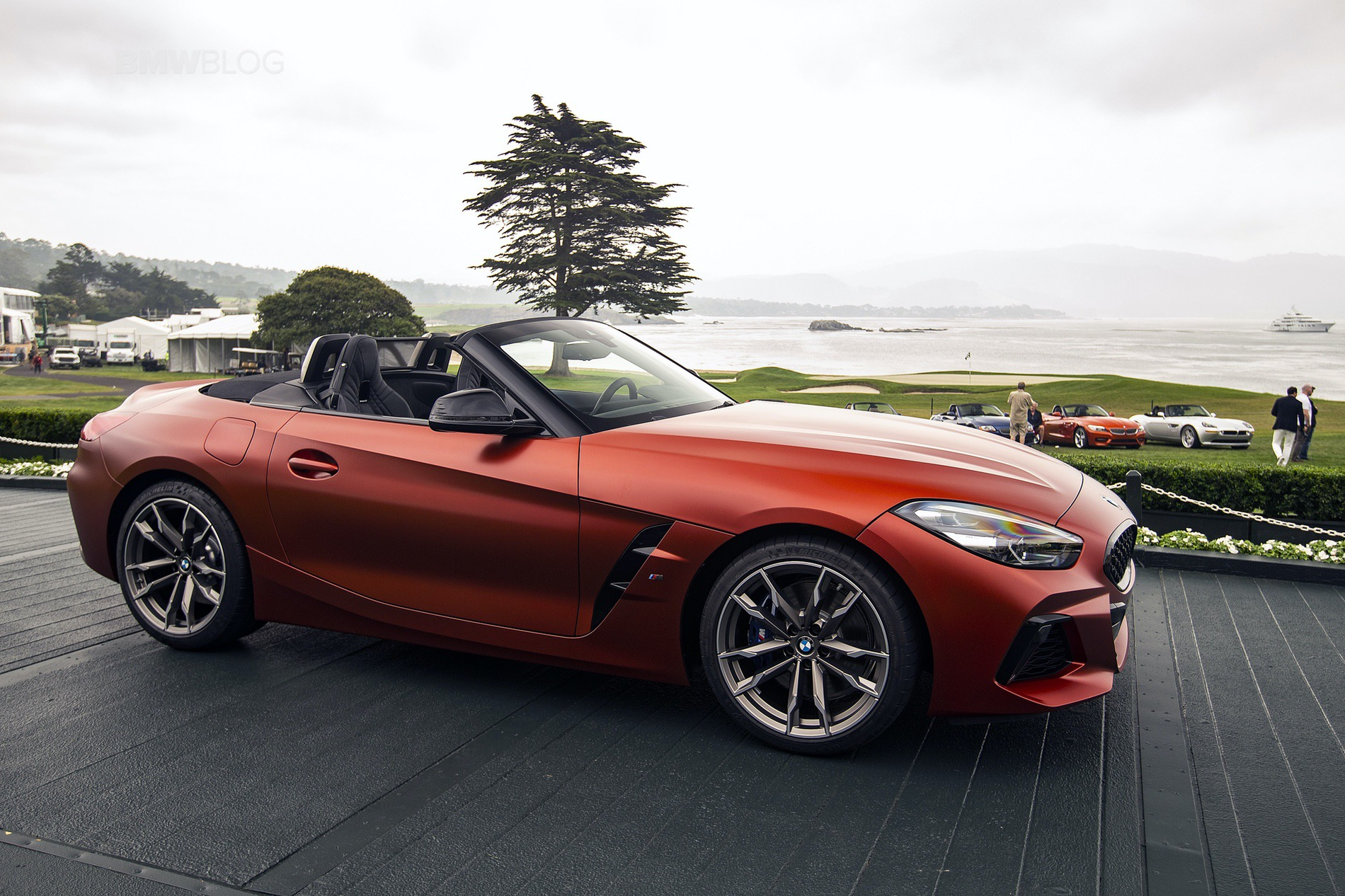 BMW Z4 Pebble Beach 06
