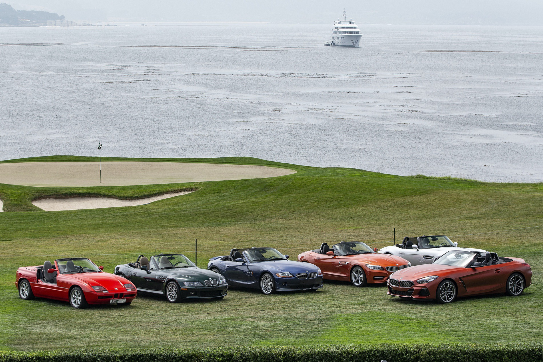 More Photos Of The Bmw G29 Z4 Unveiled At Pebble Beach