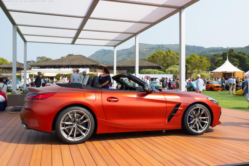 BMW Z4 Pebble Beach 18 830x553