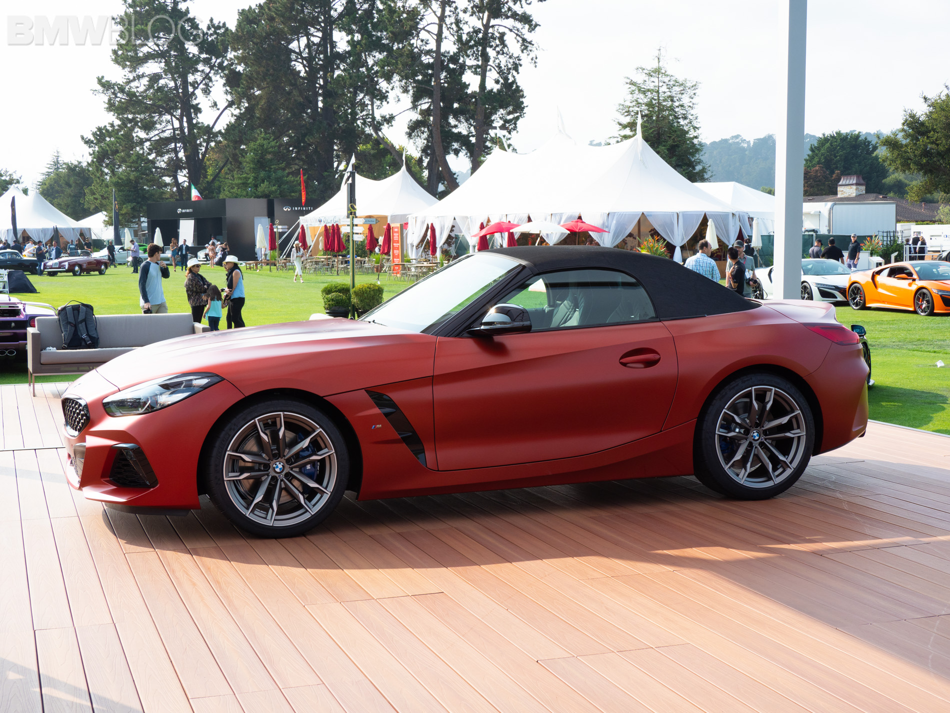 BMW Z4 Pebble Beach 34
