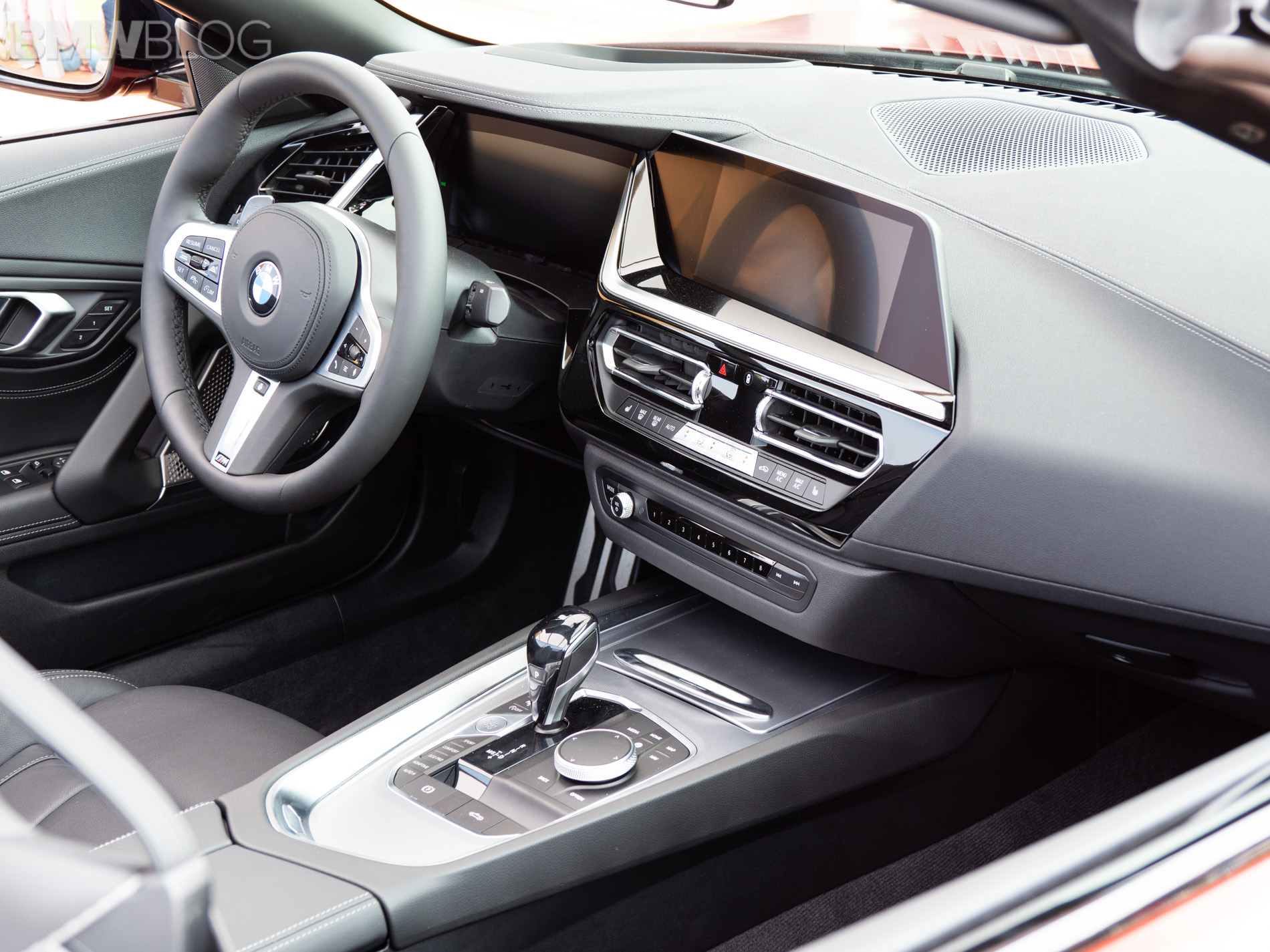 New Bmw G29 Z4 Introduced At The Quail