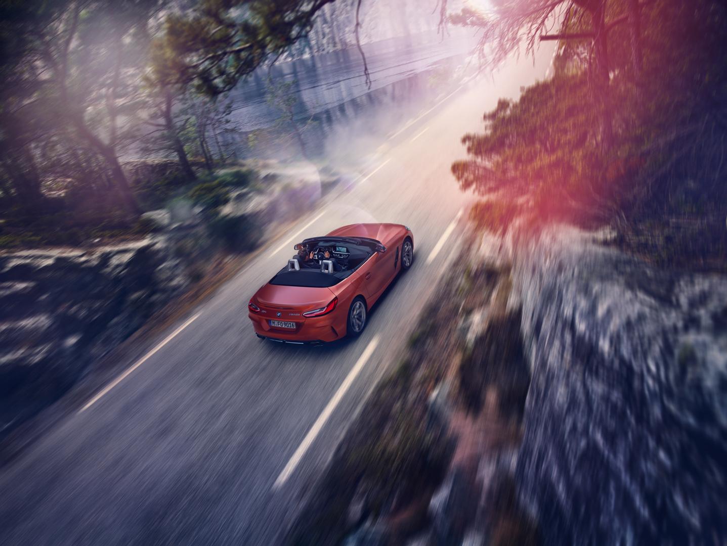 BMW Z4 leaked 5 of 7