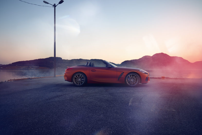 BMW Z4 leaked 6 of 7 830x553