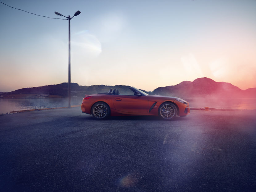 BMW Z4 leaked 6 of 7 830x624