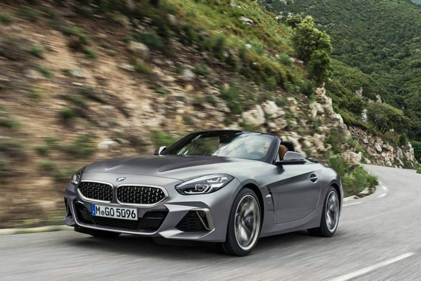 BMW Z4M Roadster grey 03 830x553