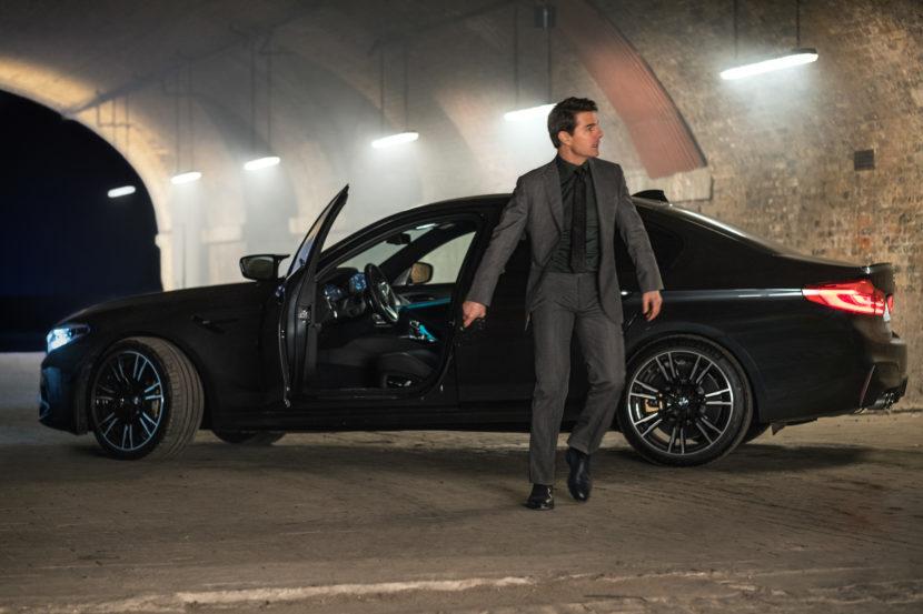 Jalopnik reviews Mission Impossible: Fallout stuntman about BMW M5s