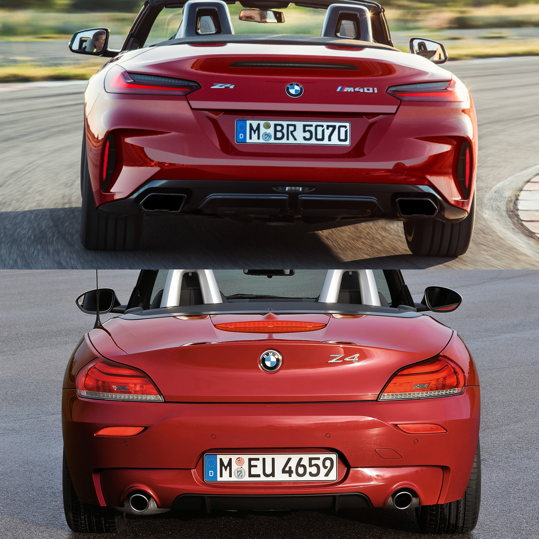 Bmw Z4 Reviews: BMW Z4 M40i G29 392018 T