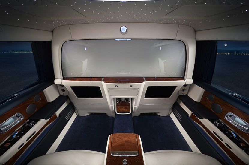 Rolls Royce Phantom EWB Privacy Suite 2 830x553