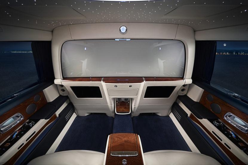 Rolls Royce Phantom EWB Privacy Suite 2 830x553