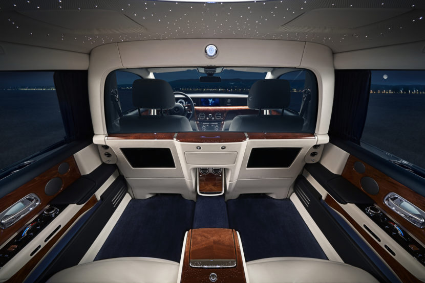 Rolls Royce Phantom EWB Privacy Suite 3 830x554