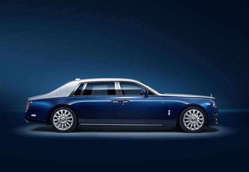 Rolls Royce Phantom EWB Privacy Suite 6 830x575