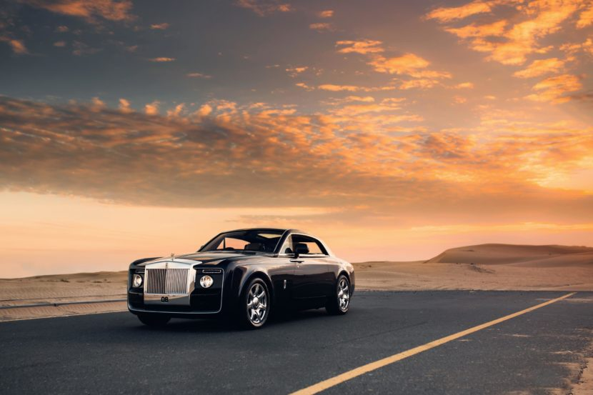 Rolls-Royce is now offering customers completely coachbuilt cars