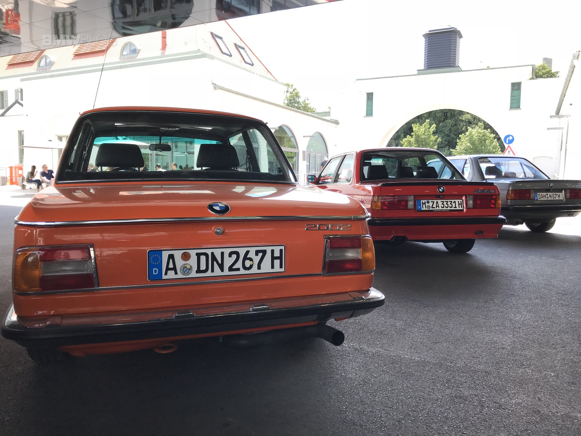 BMW Group Classic hosts