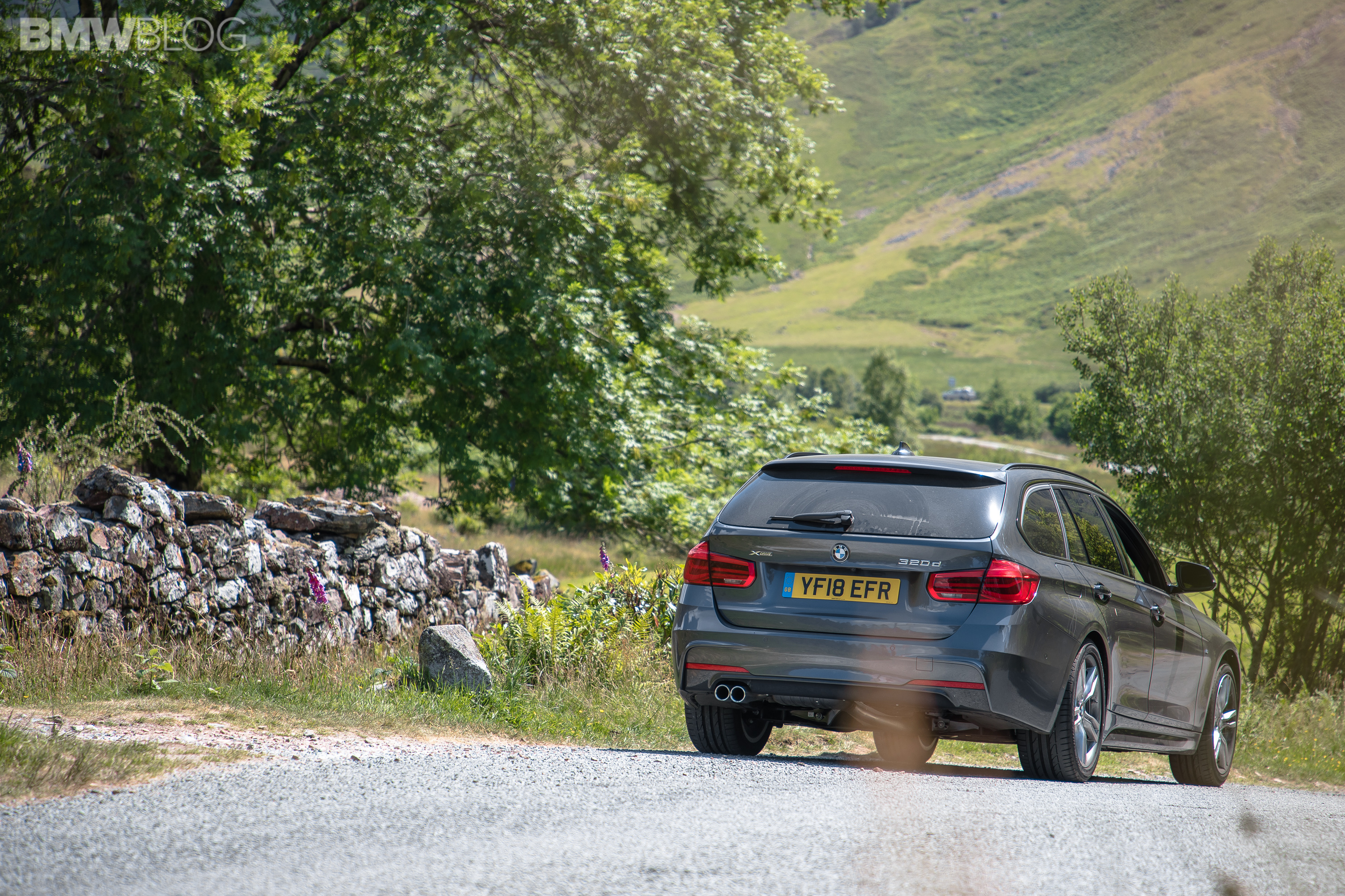 GREAT DRIVES: Touring the Scottish Highlands in a BMW 3 Series Touring