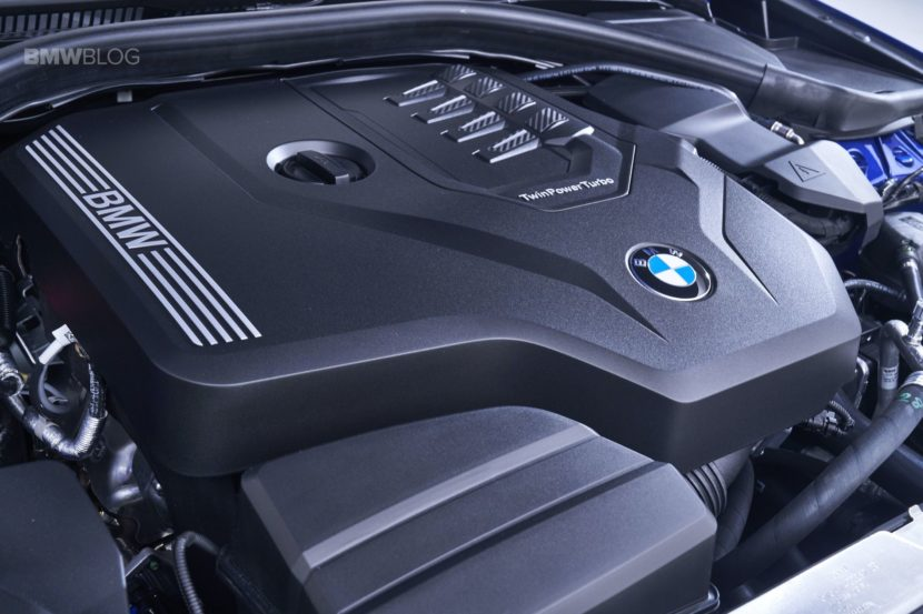 2019 BMW 3 Series engines 03 830x553