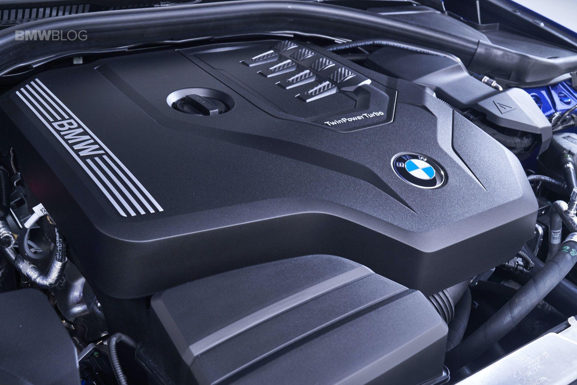2019 BMW 3 Series engines 03