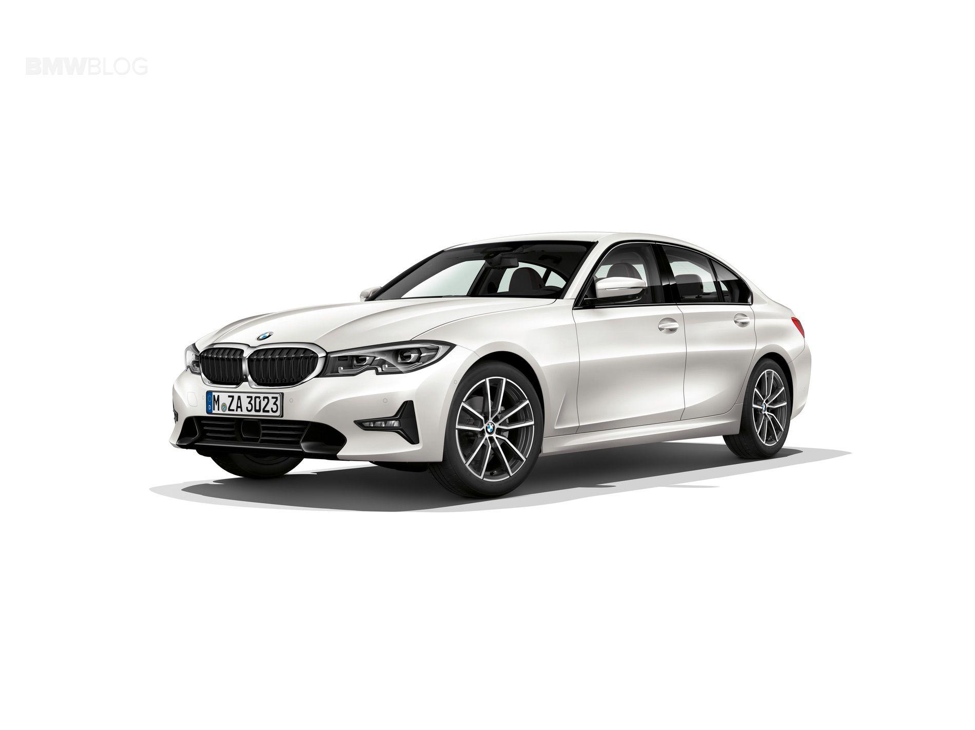 2019 BMW 330e G20 hybrid 01