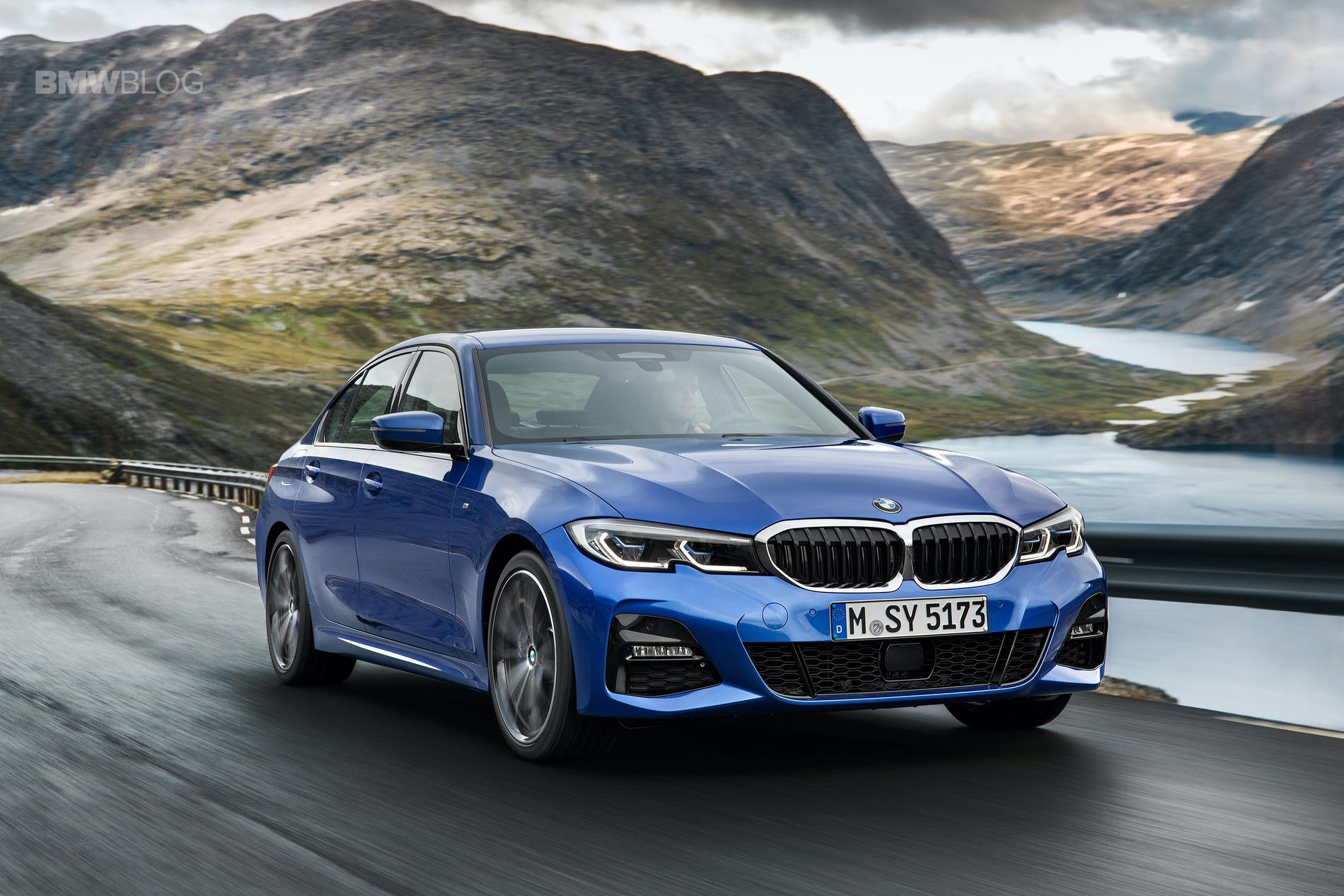 Bmw 3 Series G20 >> VIDEO: Check out the Exterior and Interior design of the G20 BMW 3 Series