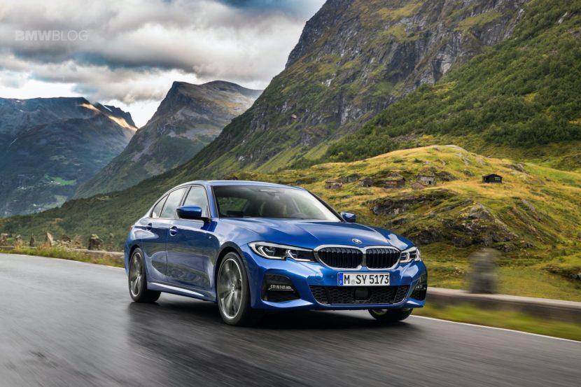 2019 BMW 330i M Sport 09 830x553