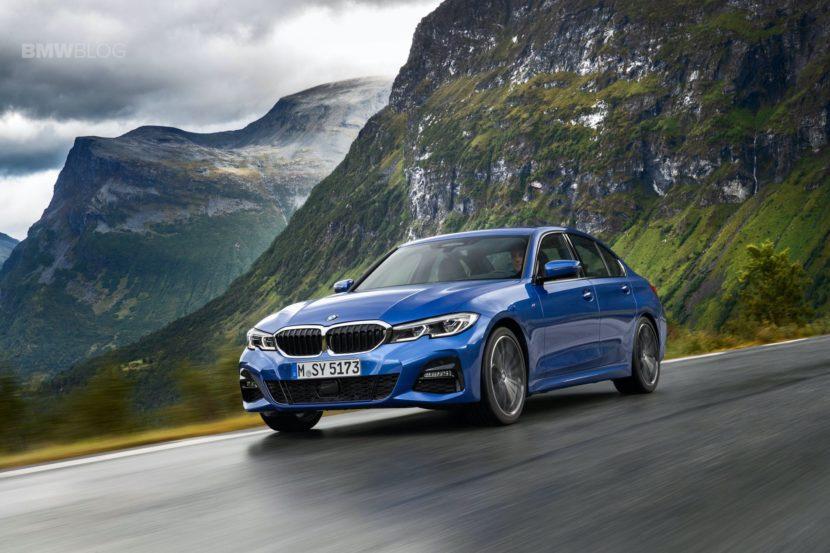 2019 BMW 330i M Sport 11 830x553