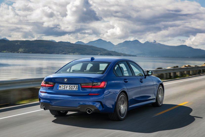2019 BMW 330i M Sport 15 830x553