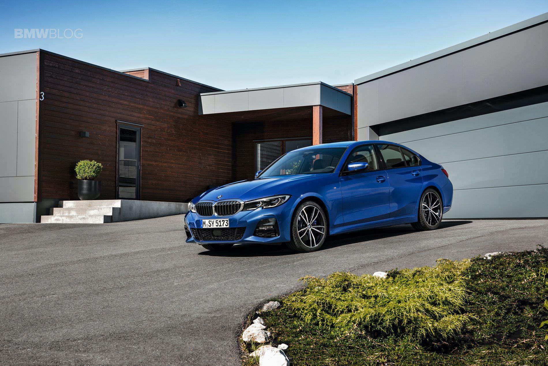 2019 BMW 330i M Sport 21