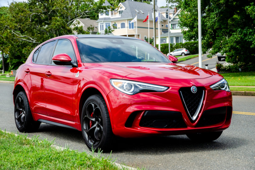 Test Drive 2018 Alfa Romeo Stelvio Quadrifoglio Beautiful Savagery