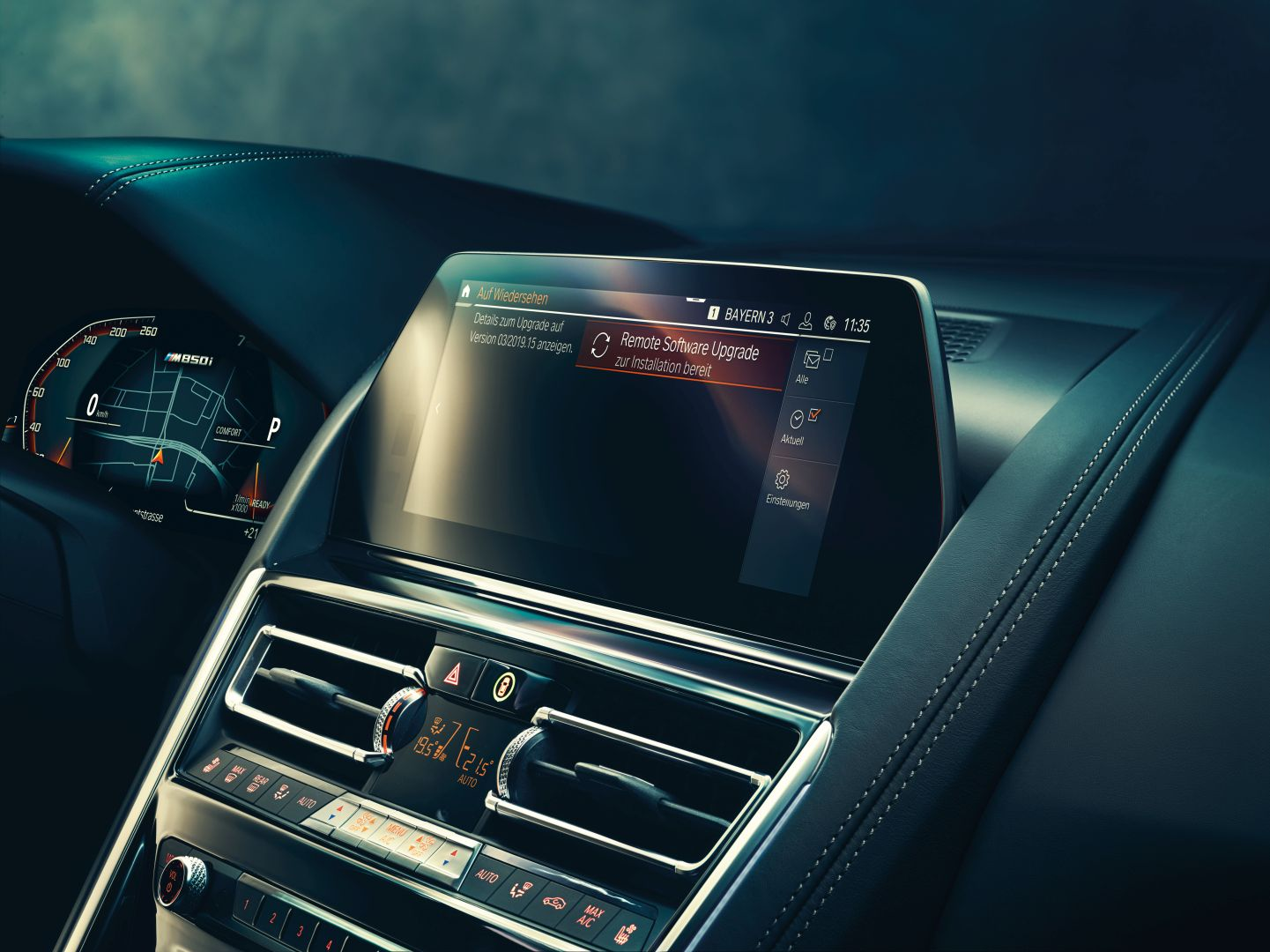 BMW unveils in-car voice assistant