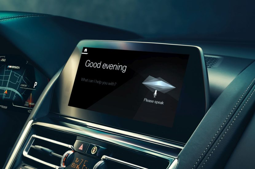 BMW Intelligent Personal Assistant Is Proprietary In-Car AI — Hey BMW