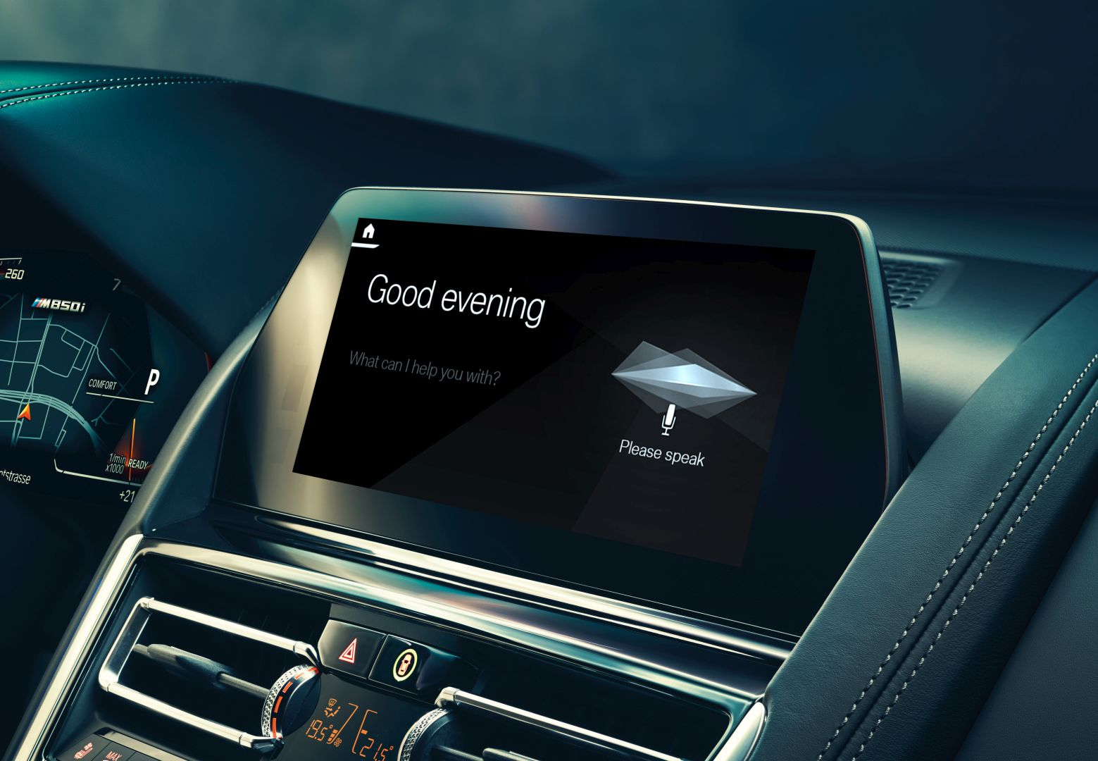 BMW Artificial Intelligence Assistant 4
