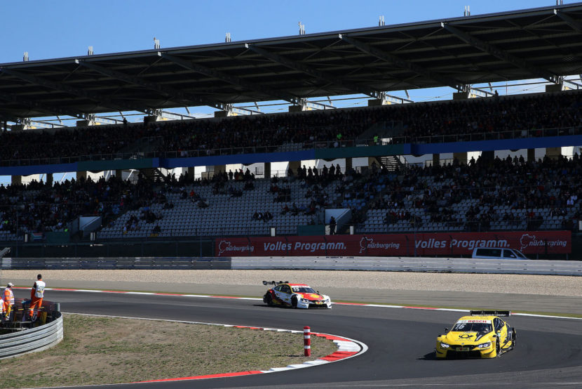 BMW DTM Bruno Spengler 2 830x554