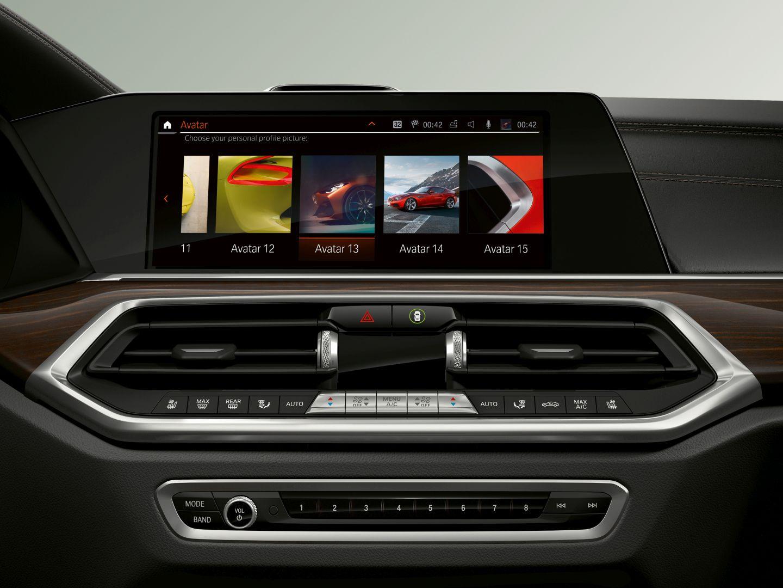 BMW Live Cockpit 12