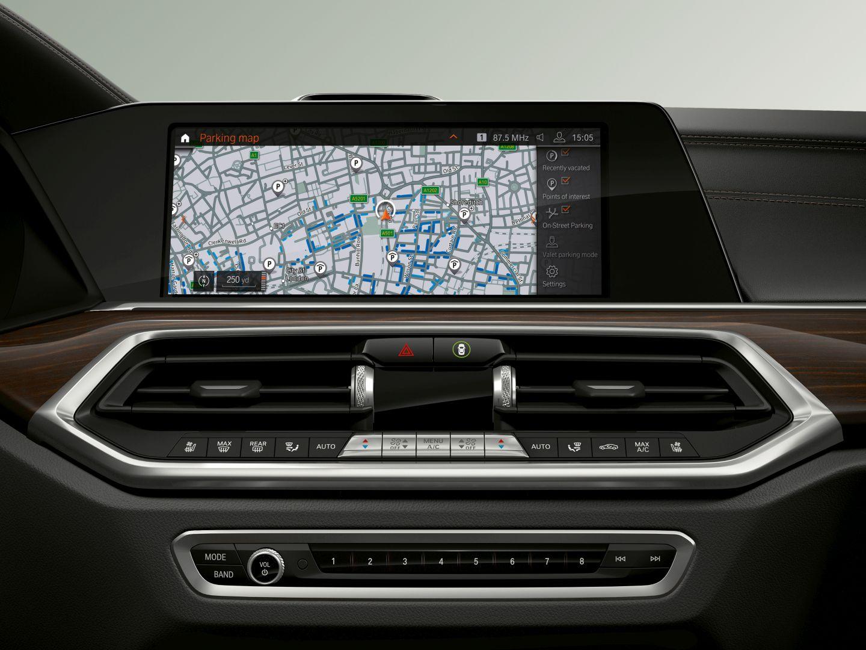 BMW Live Cockpit 20