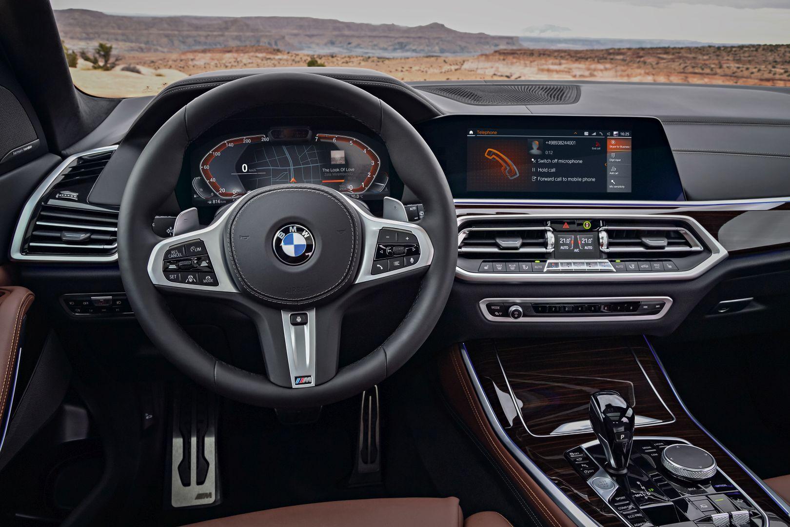 BMW Live Cockpit 3