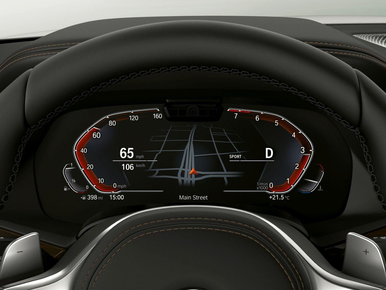 BMW Live Cockpit 7