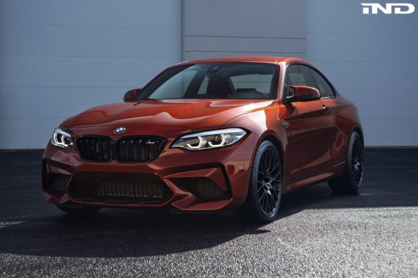BMW M2 Competition Sunset Orange review 15 830x553